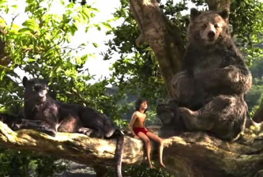 Airbnb Brings You The Jungle Book.