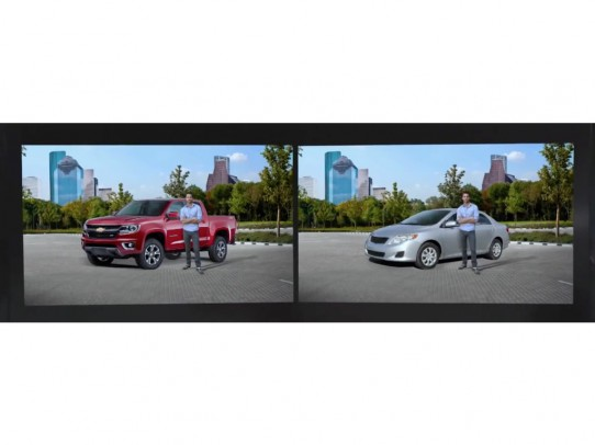 Chevy Trucks Make a Blatant Image Appeal