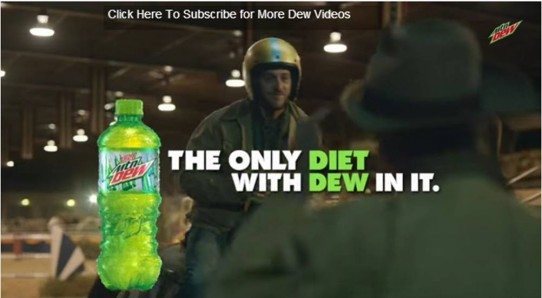 Diet Dew Is Different